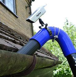 Høytrekkende kamerasystem